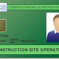 cscs-green-card